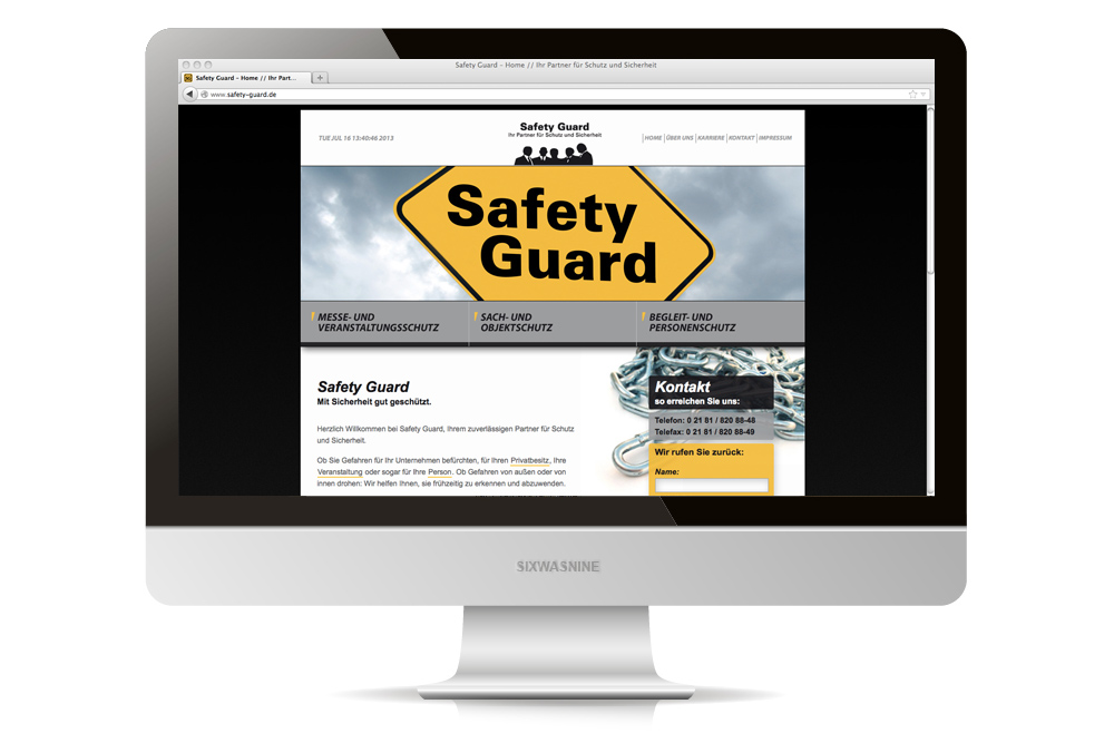 Safety Guard