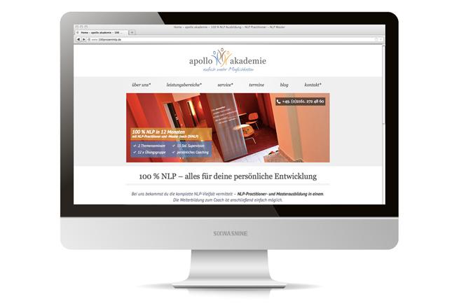 Neue Website: www.100prozentnlp.de