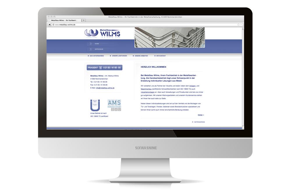 www.metallbau-wilms.de
