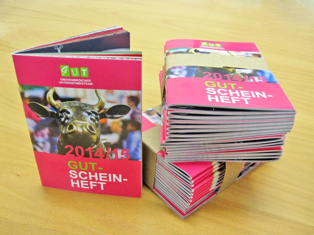 GUTscheinheft für neue Shopping-Erlebnisse in Grevenbroich
