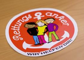 Kinder-Rettungsanker